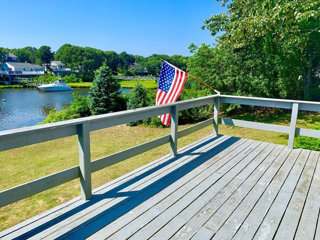 185 Edgewater West Drive, East Falmouth, MA 02536 (MLS #22104767) :: Cape & Islands Realty Advisors