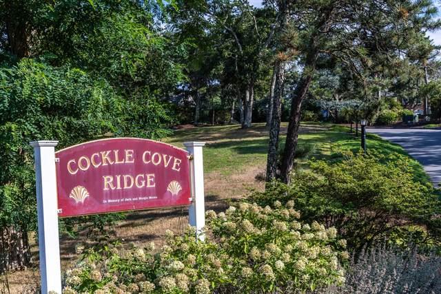 34 Cockle Cove Ridge #34, Chatham, MA 02633 (MLS #22104969) :: Rand Atlantic, Inc.