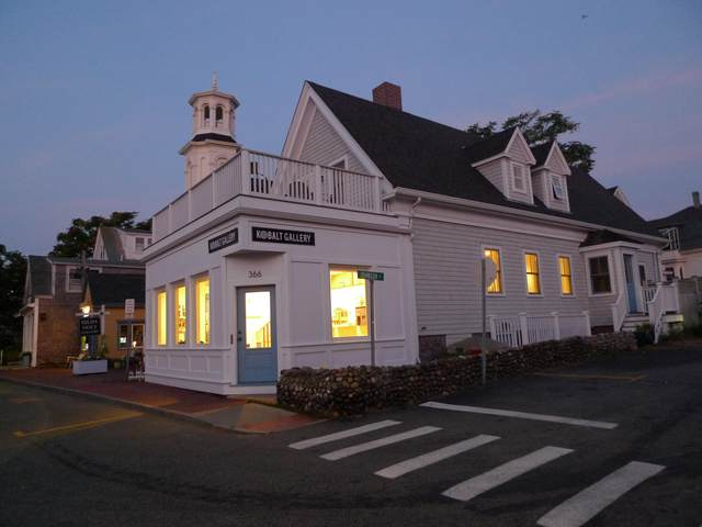 366 Commercial Street #1, Provincetown, MA 02657 (MLS #22105220) :: Cape & Islands Realty Advisors