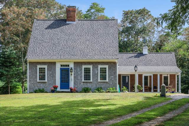 14 Phoebes Close, Orleans, MA 02653 (MLS #22105281) :: Cape & Islands Realty Advisors