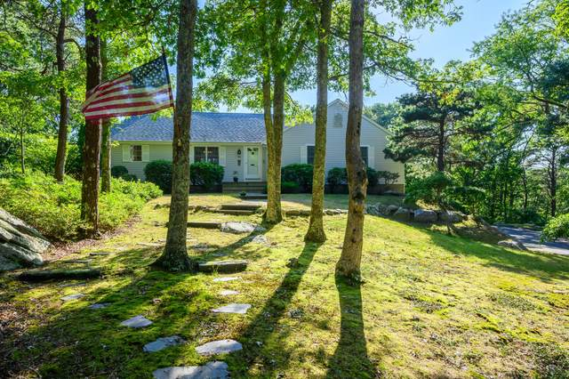 98 Two Ponds Road, Falmouth, MA 02540 (MLS #22105287) :: Cape & Islands Realty Advisors