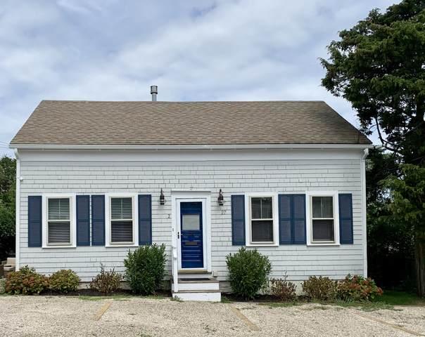 27 Franklin Street #3, Provincetown, MA 02657 (MLS #22105353) :: Cape & Islands Realty Advisors