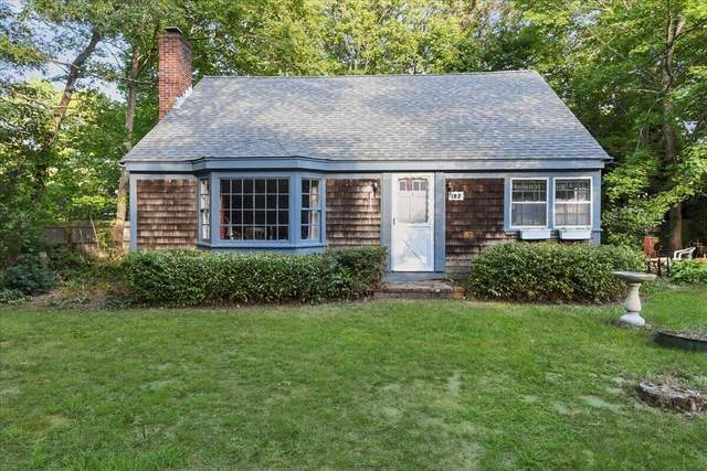 182 Pond Street, Osterville, MA 02655 (MLS #22105433) :: Cape & Islands Realty Advisors
