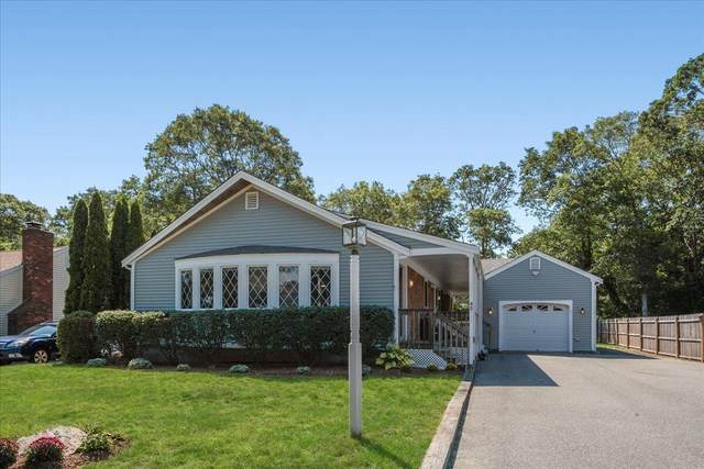 43 Atwater Drive, East Falmouth, MA 02536 (MLS #22105483) :: Cape & Islands Realty Advisors
