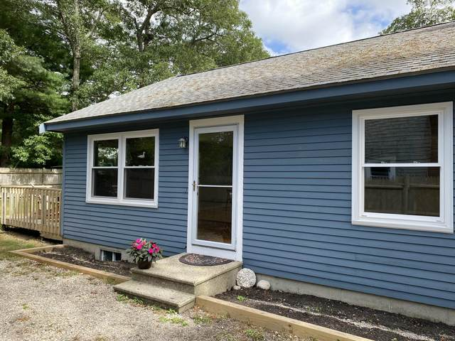 18 Winchester Drive, East Falmouth, MA 02536 (MLS #22105490) :: Cape Cod and Islands Beach Properties