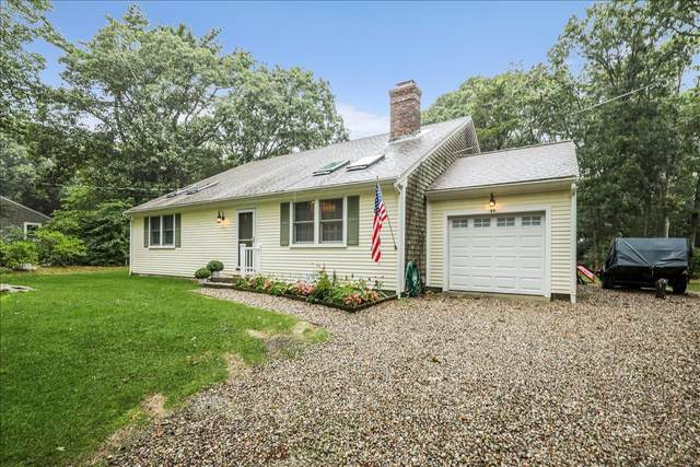44 Hidden Village Road, West Falmouth, MA 02540 (MLS #22105505) :: Cape & Islands Realty Advisors