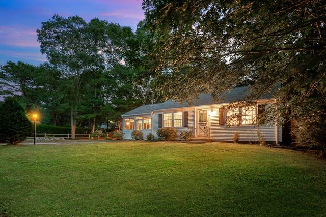 23 Snow Brook Road, West Yarmouth, MA 02673 (MLS #22105521) :: Leighton Realty