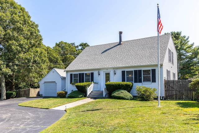 10 Red Brook Road, East Falmouth, MA 02536 (MLS #22105540) :: Cape & Islands Realty Advisors