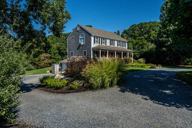 143 Griffith's Pond Road, Brewster, MA 02631 (MLS #22105560) :: Leighton Realty