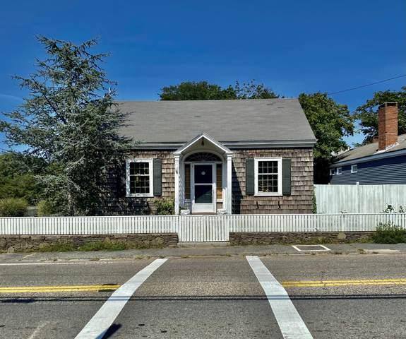 272 Main Street, West Dennis, MA 02670 (MLS #22105606) :: Leighton Realty