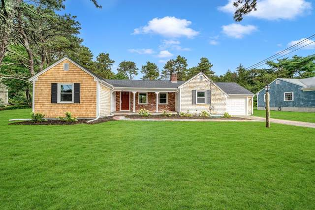 24 Capt Nickerson Road, South Yarmouth, MA 02664 (MLS #22105629) :: Leighton Realty