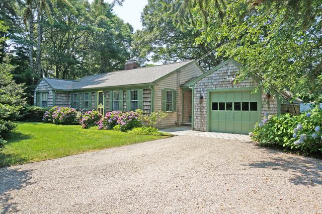 118 Bayview Circle, Osterville, MA 02655 (MLS #22105640) :: Cape & Islands Realty Advisors