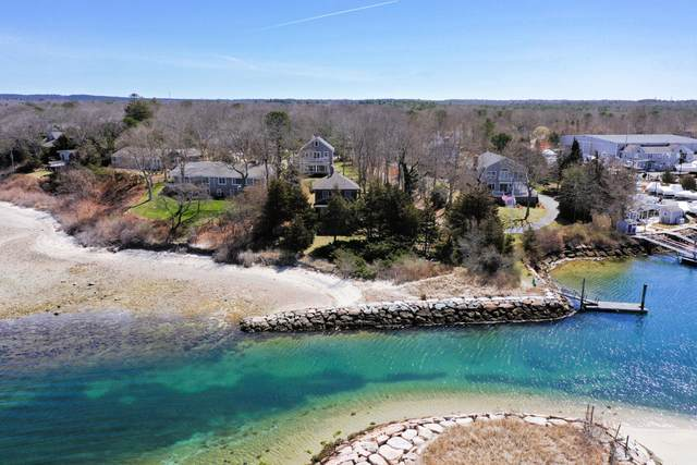 0 Ryder Road, North Falmouth, MA 02556 (MLS #22105643) :: Cape Cod and Islands Beach Properties