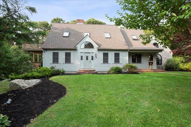80 View Crest Drive, Falmouth, MA 02540 (MLS #22105646) :: Cape & Islands Realty Advisors