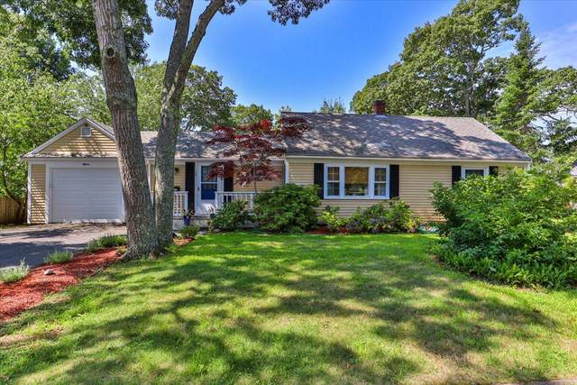 15 Sharon Rd, South Yarmouth, MA 02664 (MLS #22105667) :: Kinlin Grover Real Estate