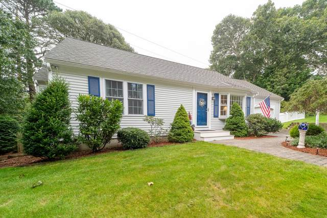 133 Pompano Road, Yarmouth Port, MA 02675 (MLS #22105717) :: Cape Cod and Islands Beach Properties