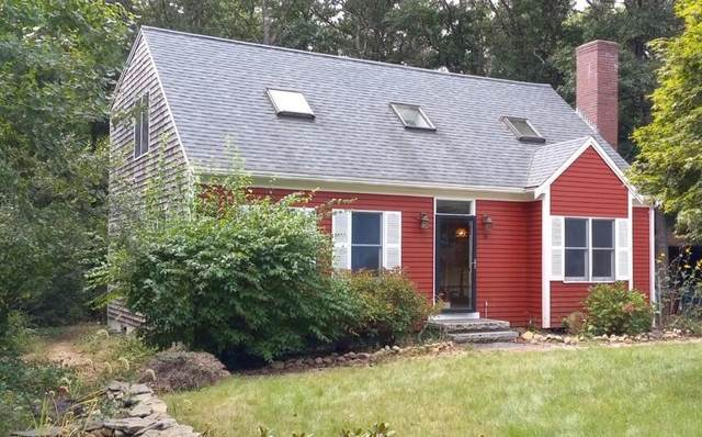 34 Rock Hollow Drive, East Falmouth, MA 02536 (MLS #22105740) :: Leighton Realty