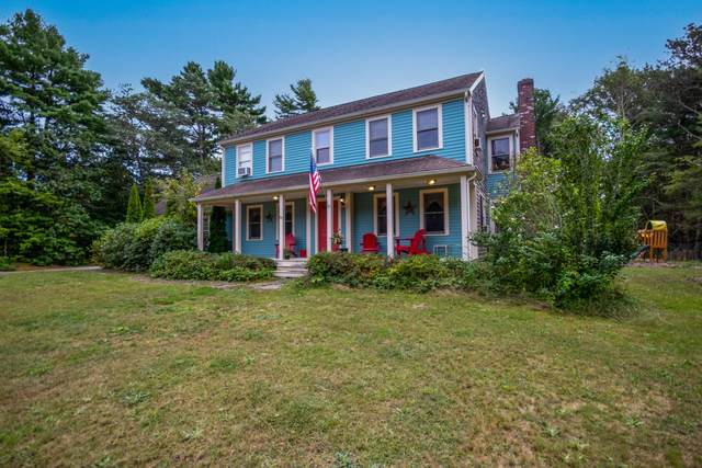 25 Chamber Rock Road, Bourne, MA 02532 (MLS #22105746) :: Leighton Realty