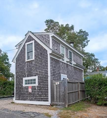 12 Cottage Street U3, Provincetown, MA 02657 (MLS #22105781) :: Cape Cod and Islands Beach Properties