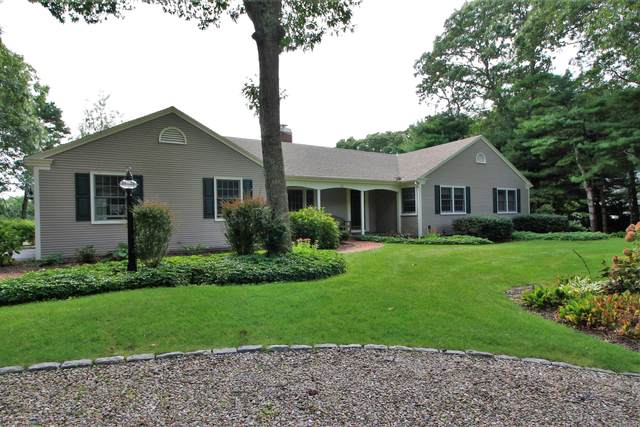15 Congressional Drive, Yarmouth Port, MA 02675 (MLS #22105874) :: Leighton Realty