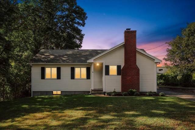 16 Woodside Avenue, Wareham, MA 02571 (MLS #22106035) :: Rand Atlantic, Inc.