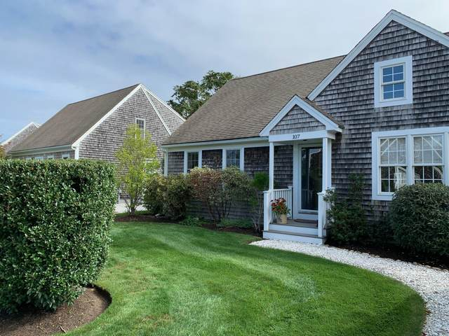 121 Camp Street #107, West Yarmouth, MA 02673 (MLS #22106081) :: Leighton Realty