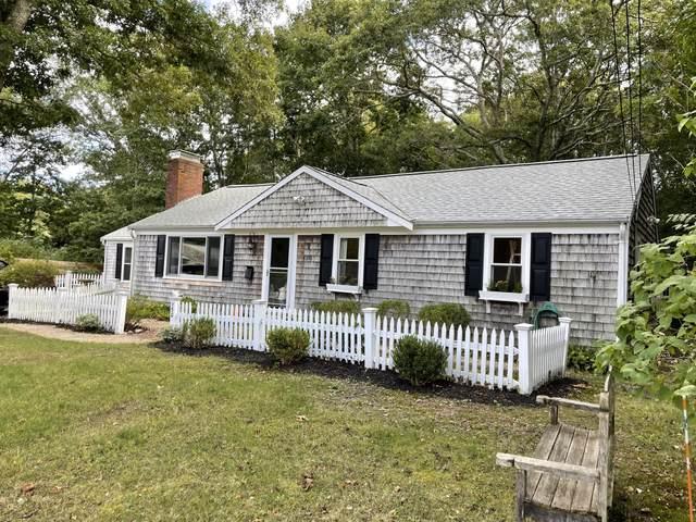 150 Fox Hill Road, Centerville, MA 02632 (MLS #22106124) :: Cape Cod and Islands Beach Properties