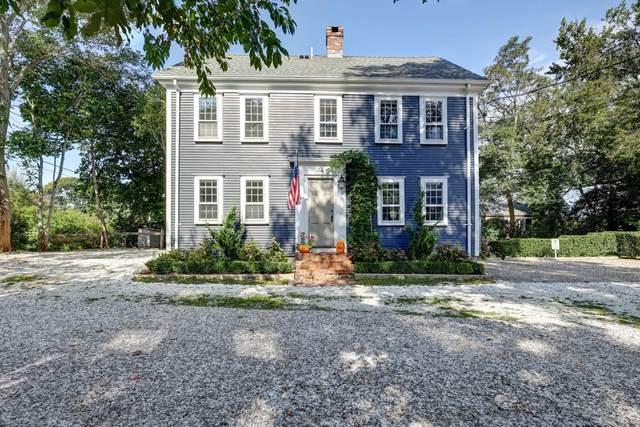 27 Brewster Street U2, Provincetown, MA 02657 (MLS #22106125) :: Leighton Realty