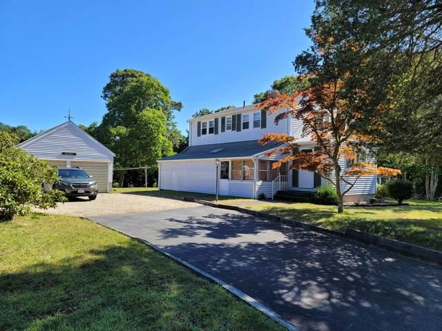 90 Schoolhouse Road, Eastham, MA 02642 (MLS #22106178) :: Rand Atlantic, Inc.