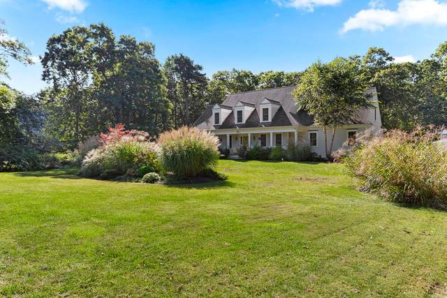 65 Abegale Snow Road, West Barnstable, MA 02668 (MLS #22106214) :: Cape & Islands Realty Advisors