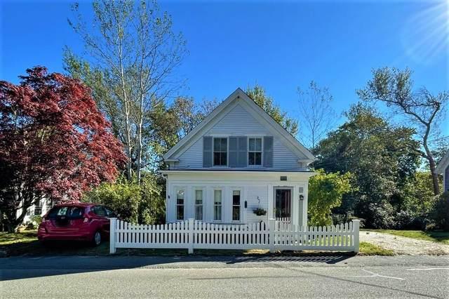 206 Holbrook Avenue, Wellfleet, MA 02667 (MLS #22106258) :: Leighton Realty
