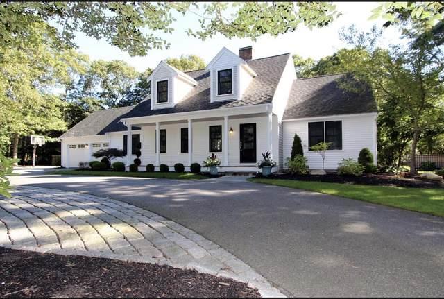 98 Holly Ridge Drive, Sandwich, MA 02563 (MLS #22106270) :: Cape Cod and Islands Beach Properties
