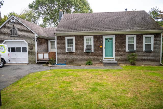 56 Central Avenue, East Falmouth, MA 02536 (MLS #22106279) :: Cape Cod and Islands Beach Properties