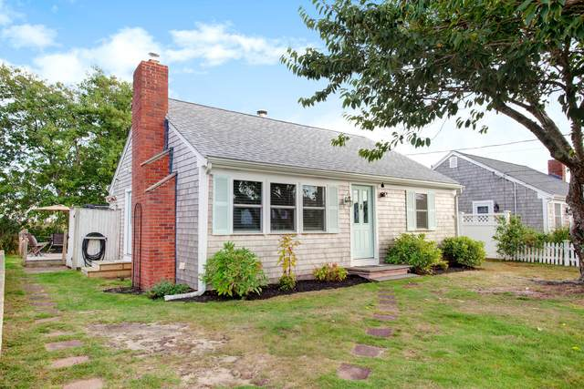 16 Vermont Avenue, West Yarmouth, MA 02673 (MLS #22106280) :: Cape Cod and Islands Beach Properties