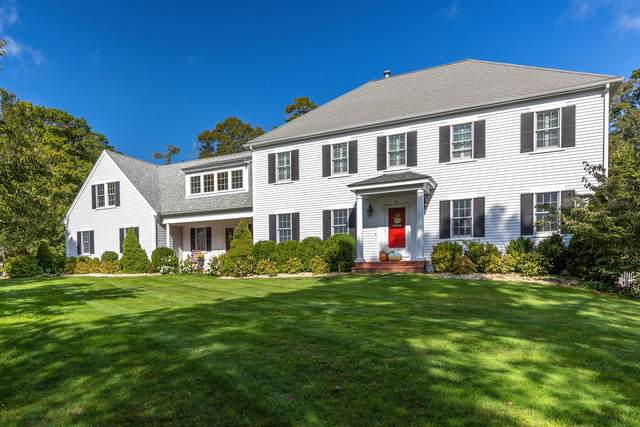 41 Lakeview Drive, Centerville, MA 02632 (MLS #22106281) :: Leighton Realty