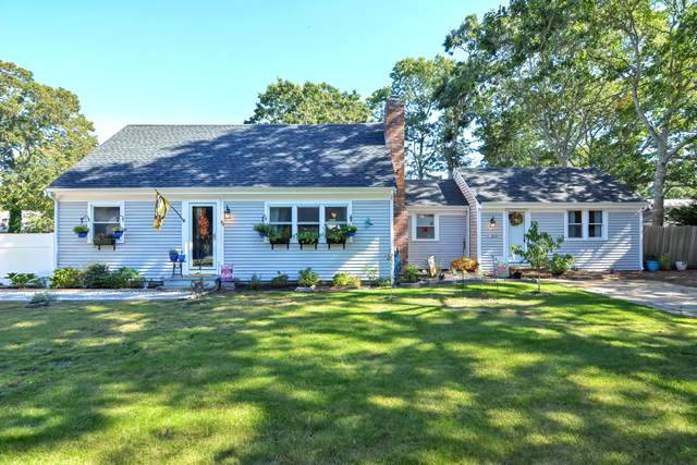 32 Flicker Lane, West Yarmouth, MA 02673 (MLS #22106286) :: Cape Cod and Islands Beach Properties