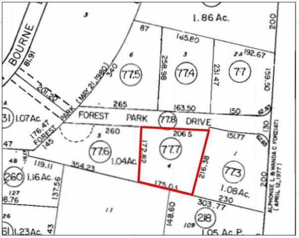 3 Forest Park Drive, Pocasset, MA 02559 (MLS #22106295) :: Rand Atlantic, Inc.