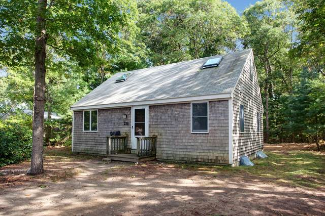 230 Shorewood Drive, East Falmouth, MA 02536 (MLS #22106297) :: Cape Cod and Islands Beach Properties