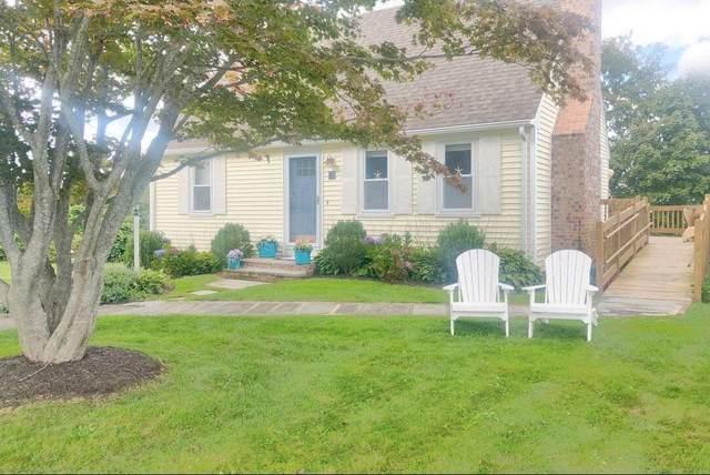 48 Knott Avenue, Sandwich, MA 02563 (MLS #22106332) :: Cape Cod and Islands Beach Properties