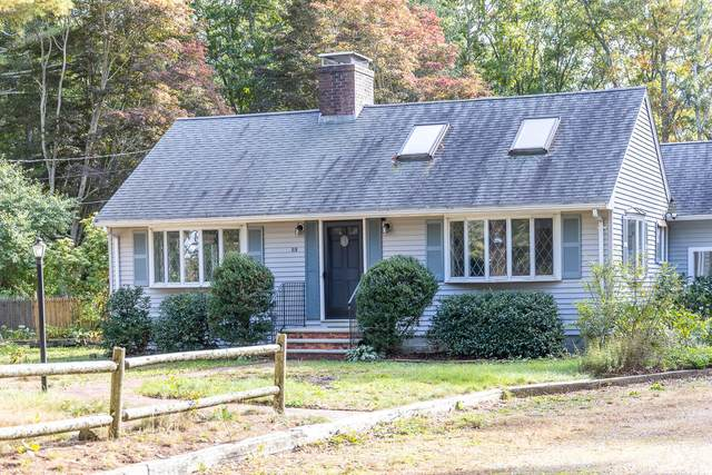 516 Hatchville Road, East Falmouth, MA 02536 (MLS #22106377) :: Leighton Realty