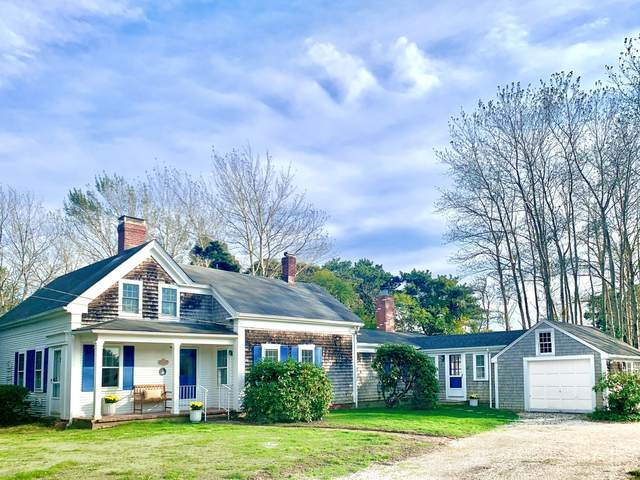 1611 Old Queen Anne Road, Chatham, MA 02633 (MLS #22106393) :: Rand Atlantic, Inc.