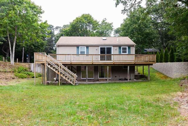 39 Nickerson Road, Cotuit, MA 02635 (MLS #22106447) :: Cape & Islands Realty Advisors
