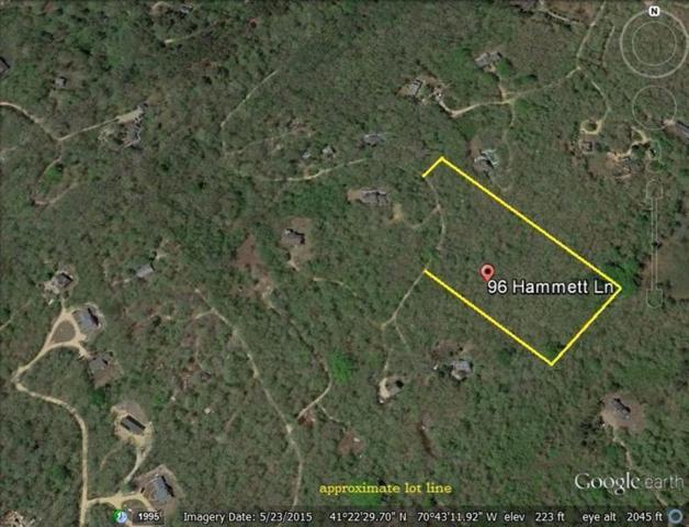 96 Hammett Lane, Chilmark, MA 02535 (MLS #21601231) :: Rand Atlantic, Inc.