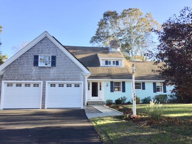 248 Round Cove Road, Chatham, MA 02633 (MLS #21717152) :: Rand Atlantic, Inc.
