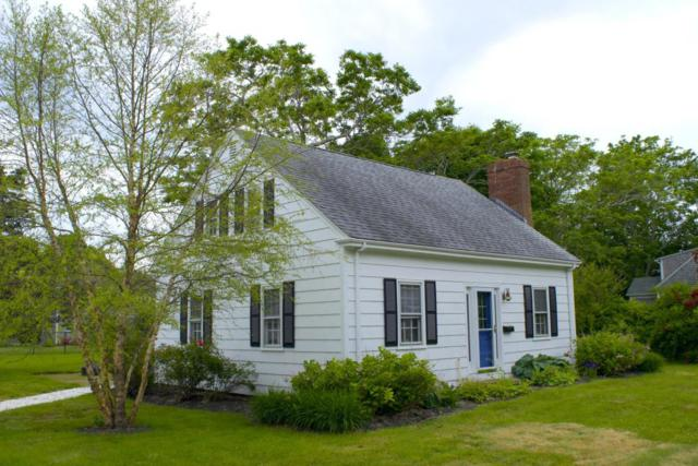 27 Wright Way, Falmouth, MA 02540 (MLS #21801637) :: Rand Atlantic, Inc.