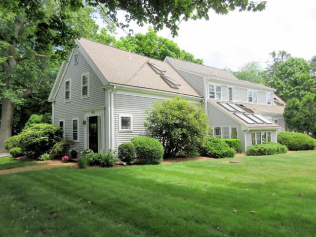 452 Davisville Road, East Falmouth, MA 02536 (MLS #21802935) :: ALANTE Real Estate