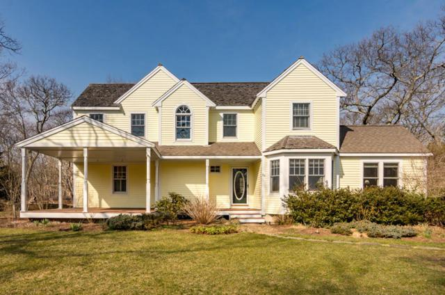20 Bayes Hill Road, Oak Bluffs, MA 02557 (MLS #21803046) :: Rand Atlantic, Inc.