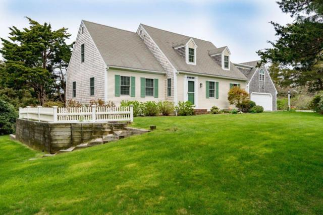 12 Sibsie Lane, East Orleans, MA 02643 (MLS #21803217) :: Rand Atlantic, Inc.