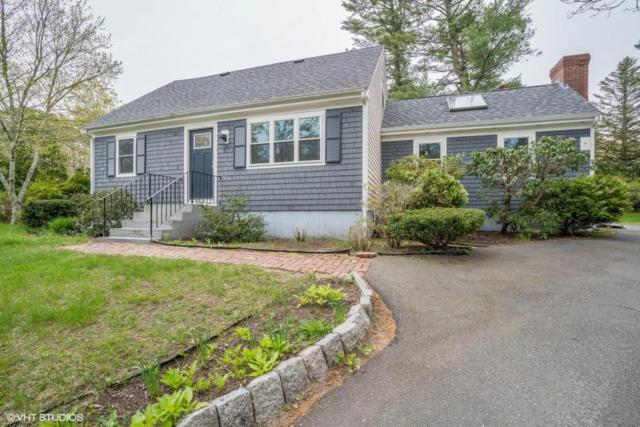 9 Sunset Boulevard, East Wareham, MA 02538 (MLS #21803283) :: ALANTE Real Estate