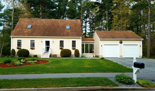 11 Mather Drive, Wareham, MA 02571 (MLS #21803360) :: ALANTE Real Estate